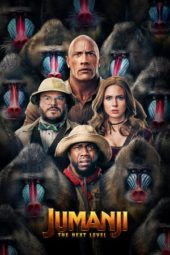 Jumanji: The Next Level (2019)
