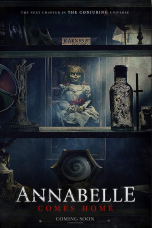 Annabelle Comes Home movie