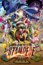 One Piece: Stampede movie